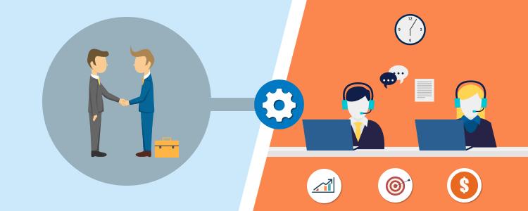 Inside Sales Reps Communication